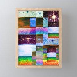 Universal Universe Framed Mini Art Print