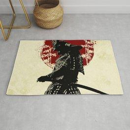 samurai redmoon Rug