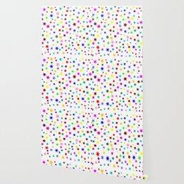 Colorful stars Wallpaper