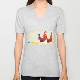 Nerw Morning Parade Unisex V-Neck