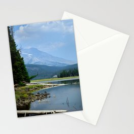 The Blue Cascade Lakes Stationery Cards