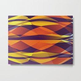 bonito fondo pattern Metal Print