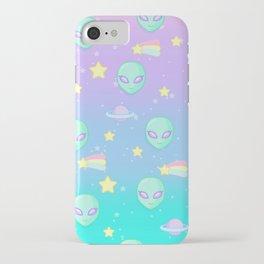 Fairy Kei Kawaii Aliens iPhone Case