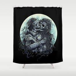 Kisser Shower Curtain
