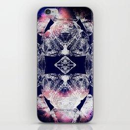Soham Mandala, I Am That I Am iPhone Skin