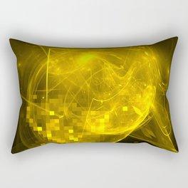 Energized Rectangular Pillow
