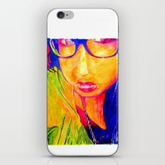 Hailey Seals iPhone & iPod Skin