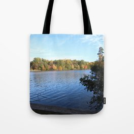 God' Autumn Awesome Splendor Tote Bag