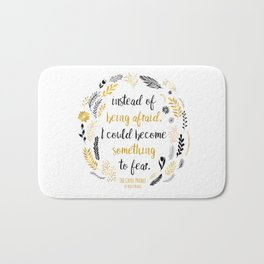 The Cruel Prince Quote Holly Black V2 Bath Mat