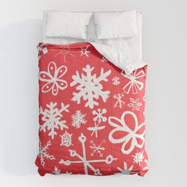 Snowflakes Comforters