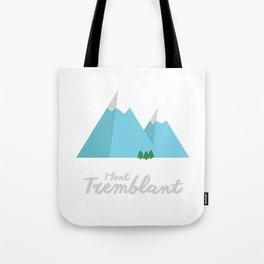 Mont-Tremblant Tote Bag