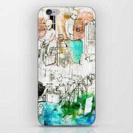 Shack iPhone Skin