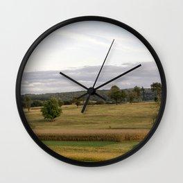 Strasburg Railroad Series 12 Wall Clock