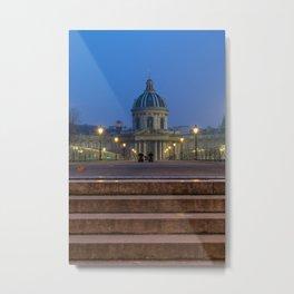 Pont des arts Paris Metal Print
