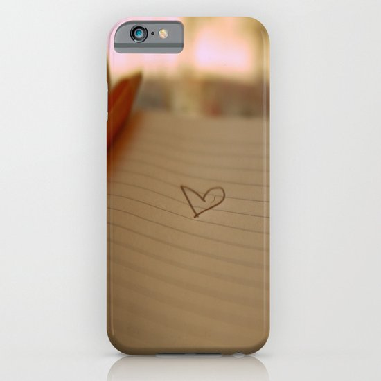 hearts .  iPhone & iPod Case