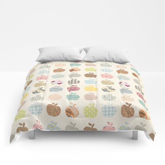 apples galore Comforters