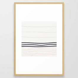 Coit Pattern 73 Framed Art Print