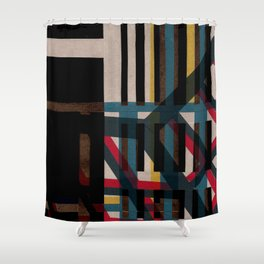 Brave New World IV Shower Curtain