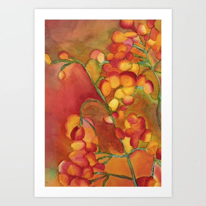 Berries Kunstdrucke