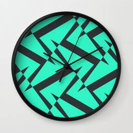 PepperMint Patty Wall Clock