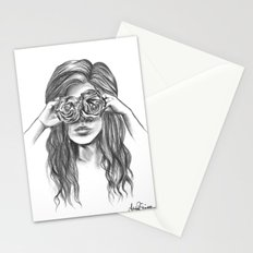 Beauty is within the eye of the beholder - By Ashley Rose Standish Stationery Cards