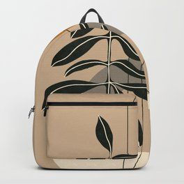 Abstract Shapes 04 Backpack