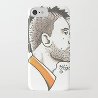 taxi driver iPhone & iPod Cases featuring Taxi Driver #1 by @VEIGATATTOOER