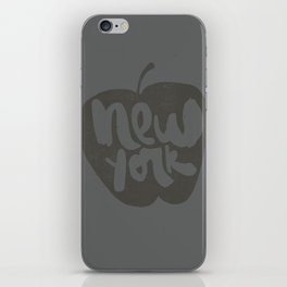 NY: The Big Apple iPhone Skin