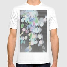 Inverted Decor Mens Fitted Tee White MEDIUM