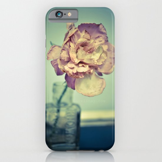 Pretty Flower 1 iPhone & iPod Case