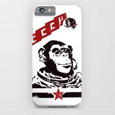 Soviet Space Monkey iPhone 6s Slim Case