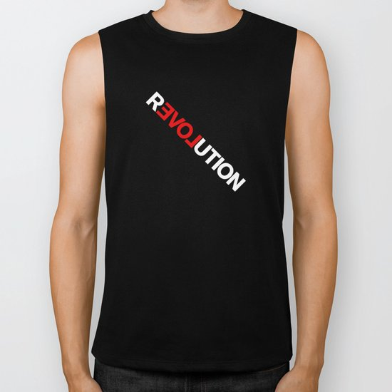 REVOLUTION! Biker Tank