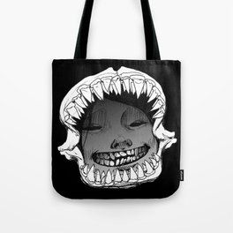 Shark Snark Tote Bag