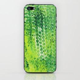 Emerald Feast iPhone Skin