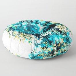 Momento Mori IV Floor Pillow