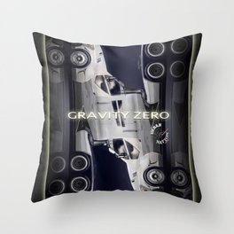 Big Truck 3D - Accessories & Lifestyle Tees Throw Pillow
