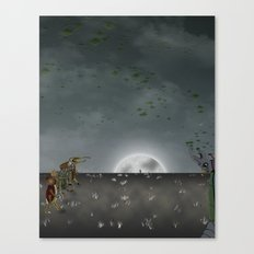 Beatle Outback Canvas Print
