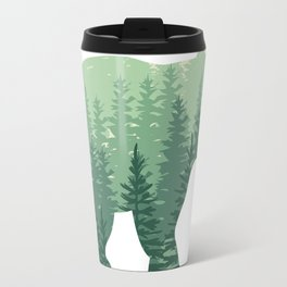 Forest Bear Travel Mug