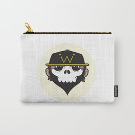 A Wicked Gentleman Carry-All Pouch