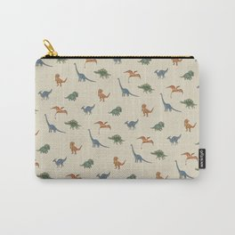 Dino Pals (Khaki) Carry-All Pouch