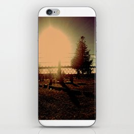 See yea on the other side iPhone Skin