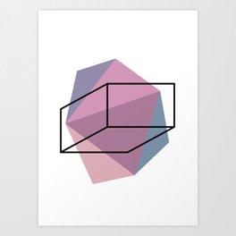 Buffet 32 Art Print