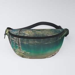 Lake 22 in the Cascade Mountains Fanny Pack