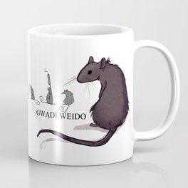 Feeling Ratty Coffee Mug