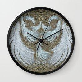 Sand Surfer Wall Clock