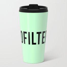 NO FILTER Travel Mug