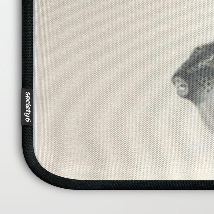 Naturalist Pufferfish Laptop Sleeve