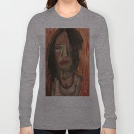 The Hungry Eyes Long Sleeve T-shirt