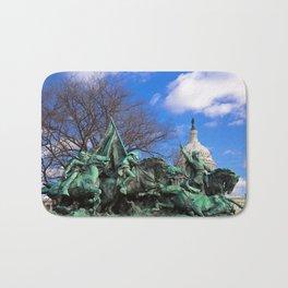 Ulysses S Grant Memorial Bath Mat