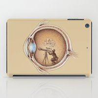 medical iPad Cases featuring Extraordinary Observer by Enkel Dika